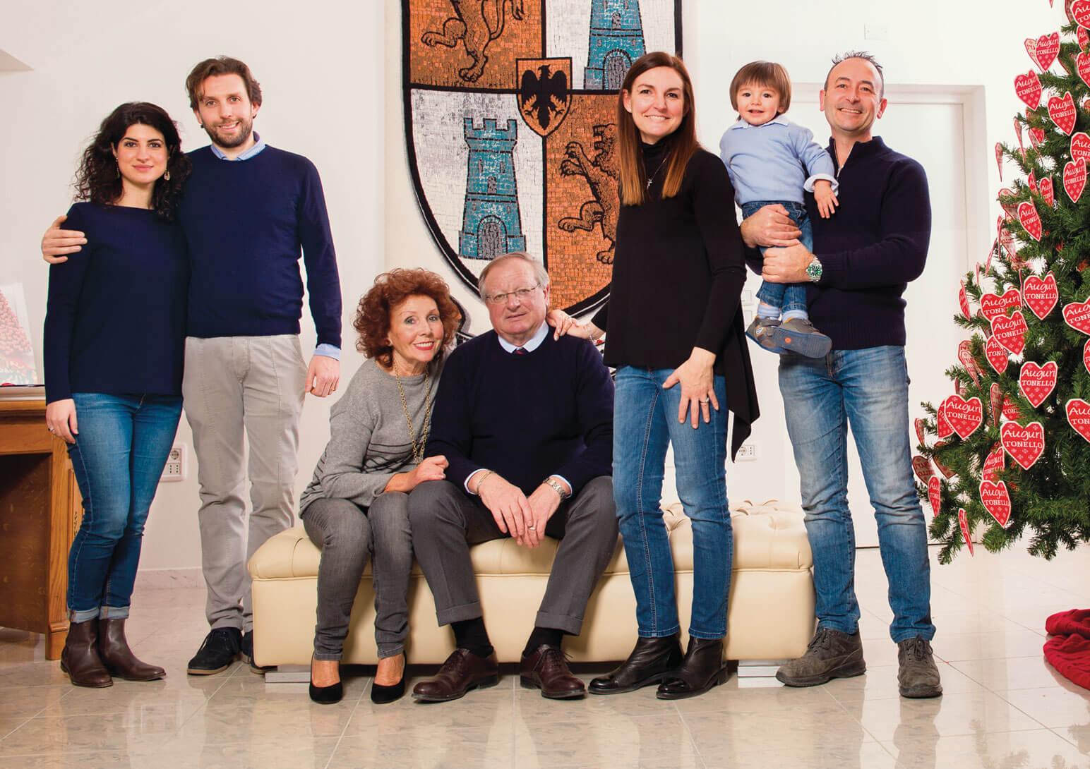 Famiglia Tonello