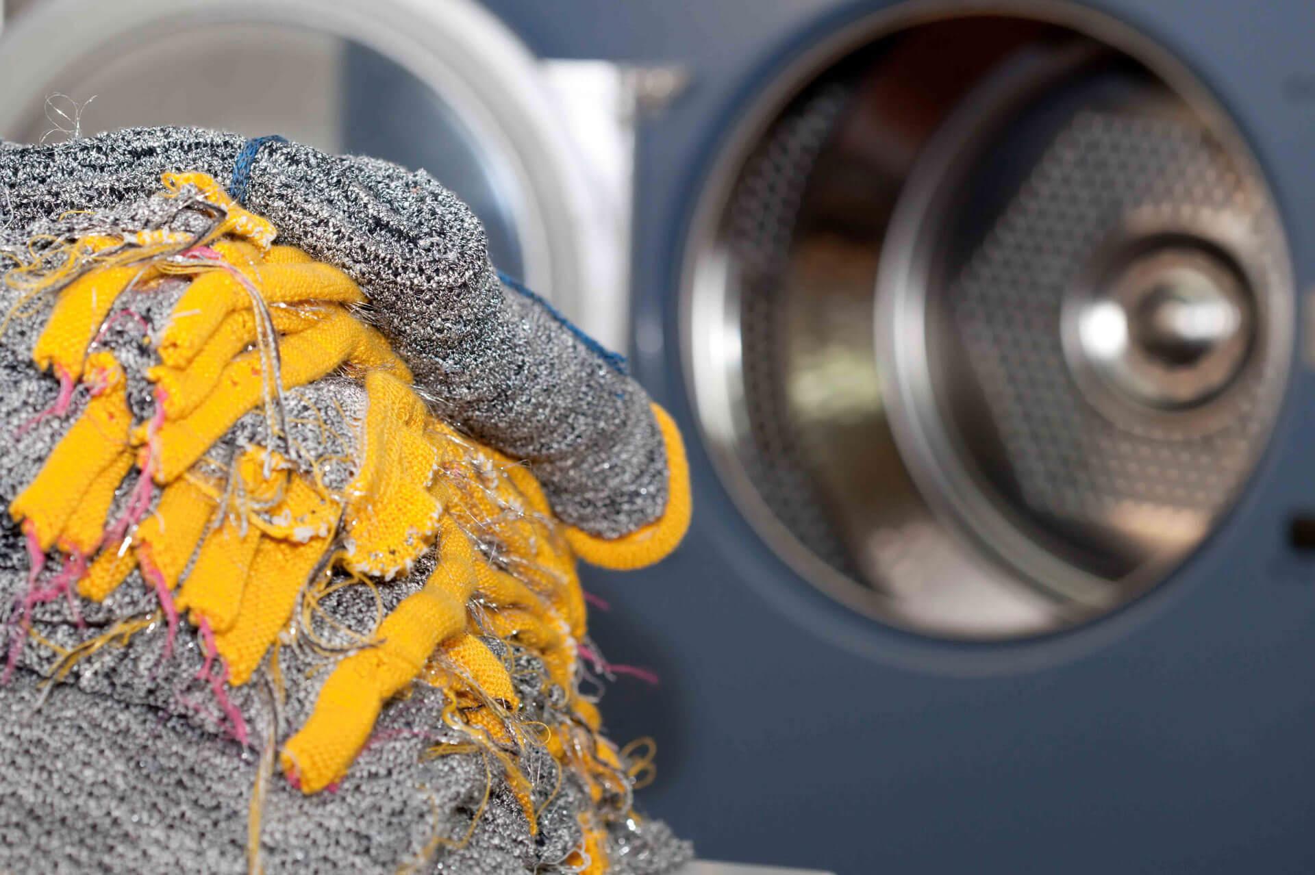 Lavaggio tessuti Tonello